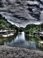 Bull Creek by tanyadavisart