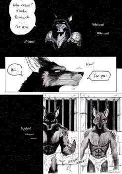 Adventures of Eternal: Castle of Laughter page 69 by dlpeattie