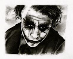 The Joker by Frenchtouch29