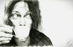Ville Valo by TheAjsAx