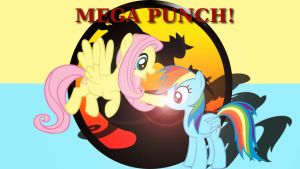 Wallpaper Pony Combat 6 by Barrfind