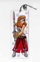 Bookmark - Beatrix by Goldy--Gry