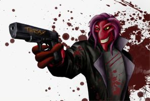 Thrax. You were wrong ... by Zapka