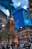 Boston - HDR by aeroartist