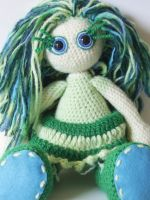 Ondina, water nymph 1 by KooKooCraft
