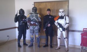 501st Panel Group Shot by boryenko