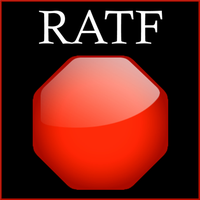 RATF STOP-RED by RippedArtTaskForce
