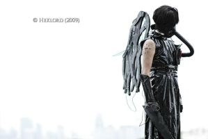 Angel Sanctuary: The Fallen by hexlord