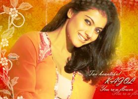 Kajol - beautiful flower by scarletartista