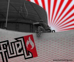 fuel poster by skater-monk