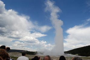 Old Faithful by MNgreen