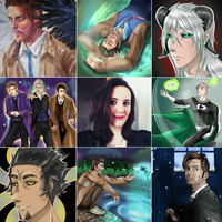 ArtVSArtist by ImmortalBerry