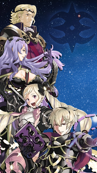 Fire Emblem Conquest Mobile Phone Wallpaper by Kaz-Kirigiri