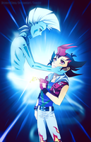 YGO ZeXal - Keyshipping by DrawerElma