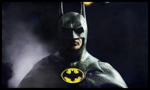 Michael Keaton Batman by neorillaz