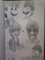 You Can Never Have Too Much Luigi C: by Burupiku