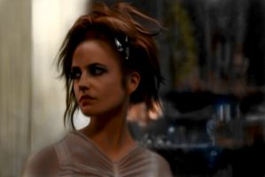 Eva Green in Franklin by s3lwyn