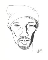 Redman Fan Art by MarshallPlex