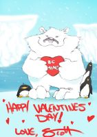 Valentines Day 2011 by SolidAbyss