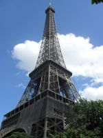 Tour Eiffel by SaskeChan
