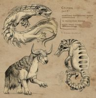 Chimera Project - part 4 by Sakalah