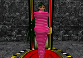SL - Wrapping Pluto 2 by Zoe-the-Pink-Ranger