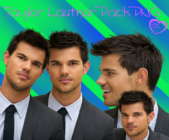Taylor Lautner Pack 1 PNG by debs89twilightymas