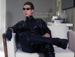 Albert Wesker :: Your assistance is required! by IKevinXSer