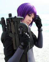 Kusanagi 8 by Neon-Stitches