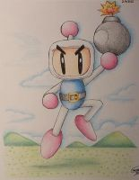 Bomberman by Freddy-Kun-11