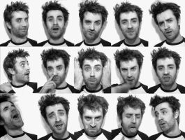 Ryan Collage by ImogenBanks