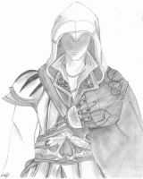 Ezio by Pawky-san