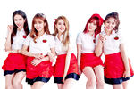 FIESTAR PNG [render] by Sellscarol