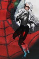 Black Cat busted V.2 by ozzboyd