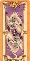 The Clow Twin by The-Clow-Card-Shadow