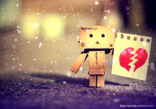 Danbo Photo Edit Competition by pixi3angeldreamx