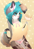 :Special YCH+ Looks at my pants!: by Cherry-Butt