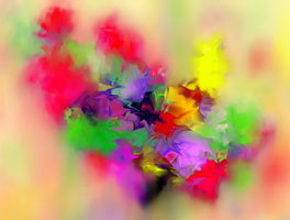 Colours Explosion 1 by Juanilla