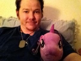 Me and Twilight Sparkle!! by FreyjaMeili