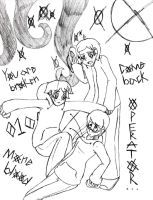 Marble Hornets- Falling Right After You by AkkordVonDir