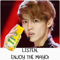 Enjoy the mayo - Luhan macros by SwagSagwa