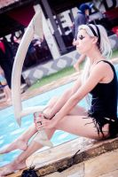 poolparty LOL diana by Moniquecooper