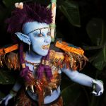 WoW Troll - Jungle Stalker by Kukuzilla