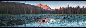 Stanley Creek Pano by narmansk8