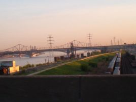 Mississippi River by unlikemonday