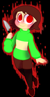 Chara by catfoxanimations