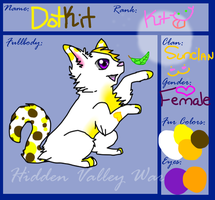 Dotkit- NEW ref by CrystalCandies