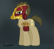 EqD ATG Day 9: The mask of time by TertonDA