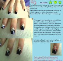 Nail Tutorial 4 by NAILART9