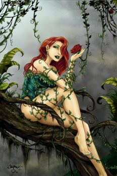 Poison Ivy - Salgado by Pauldew